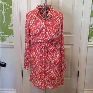 LS Lilly Pulitzer dress